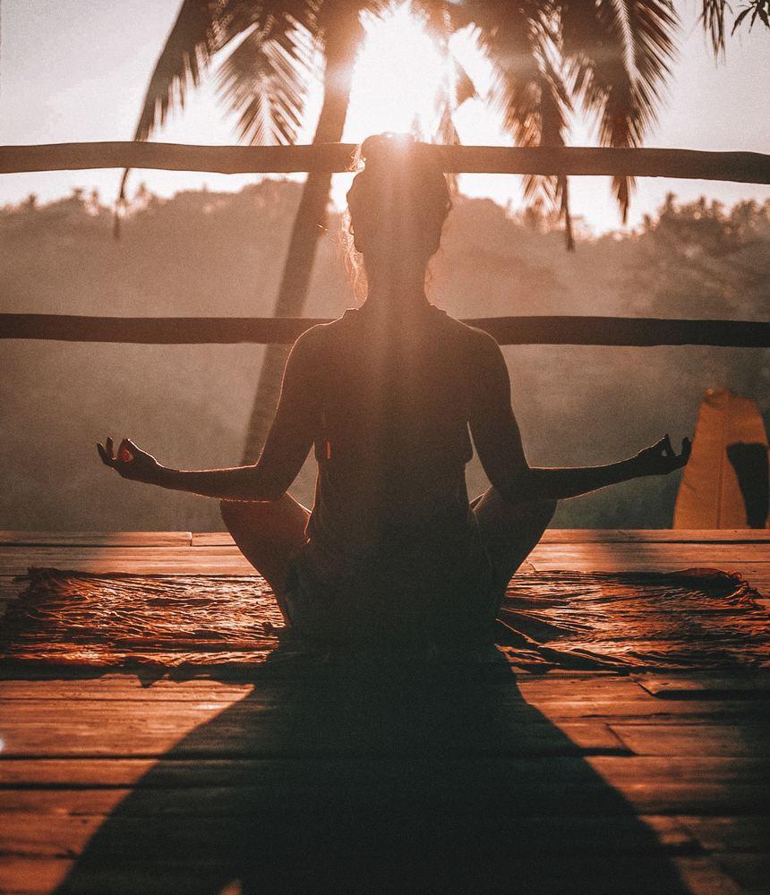 Yogaprodukter med snygg design