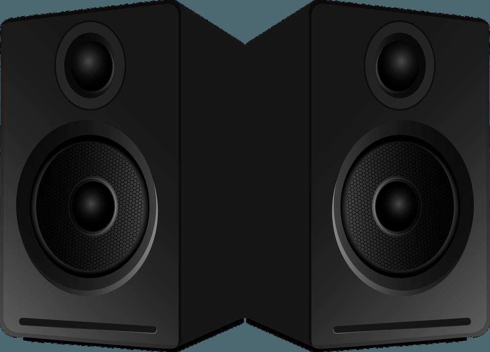 Skaffa bra högtalare